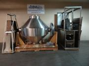 75 CU FT GEMCO DOUBLE CONE BLENDER, S/S, GEMCOMATIC