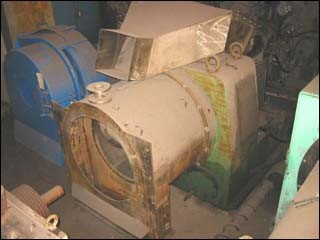 "24"" ALFA-LAVAL (KRUPP) MODEL SB600 PUSHER CENTRIFUGE"