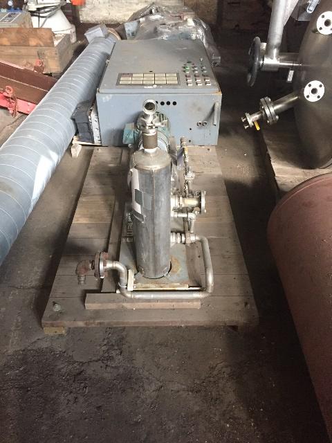 AHF80 Nash Liquid Ring Vacuum Pump, S/S