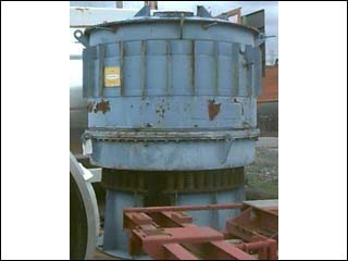 M80S SWECO VIBRO-ENERGY GRINDING MILL, S/S, 40 HP