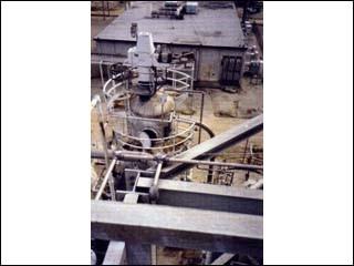 7'' X 35'' PEMCO EXTRACTOR COLUMN, 316L S/S