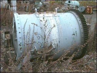 "3'' 6"" X 4'' 6"" PATTERSON BALL MILL, 10 HP"