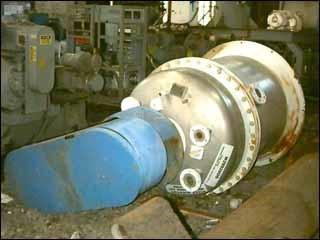 R-10 CHEMAP AG (FUNDA) FILTER, 10 SQ. METER, S/S