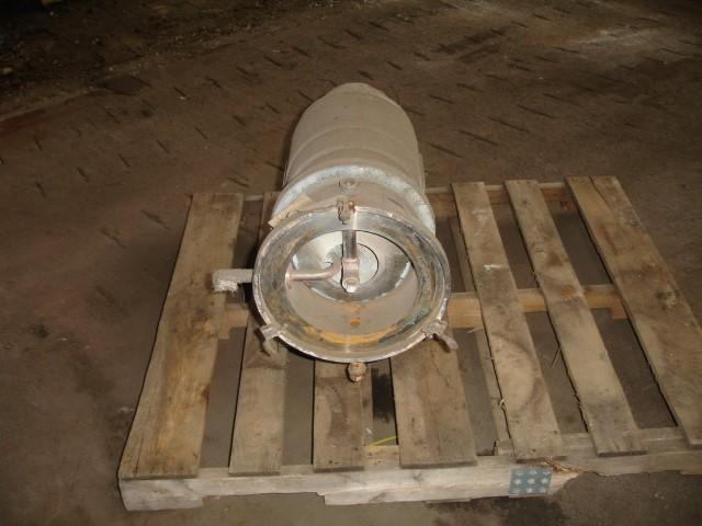 D-8 CORNELL VERSATOR, SANITARY STAINLESS STEEL, 2 HP