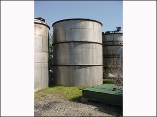 10875 Gal 316 S/S Storage Tank