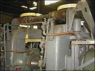 "17"" Farrel Two Roll Calender Mill"