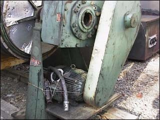 3'' X 8'' PAUL ABBE BALL MILL, C/S, JACKETED