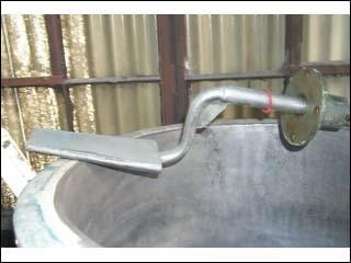 150 Liter Prodex-Henschel 35JSS High Intensity Mixer
