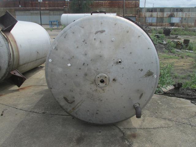 1200 GAL ALLIED STEEL REACTORS, 304 S/S, 30#