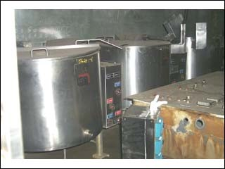 80 GAL LEE INDUSTRIES KETTLE, S/S, 40 #