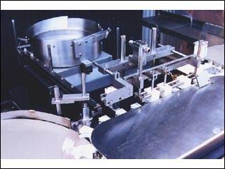 ADTECH VIAL FILLING MACHINE, MDL RUICCF-101/RA, S/S