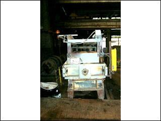 """48"""" Netzsch Filter Press, 66 Cu Ft"""