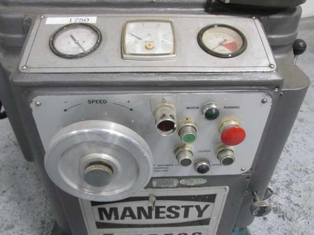 Manesty Express 30, 30 Station
