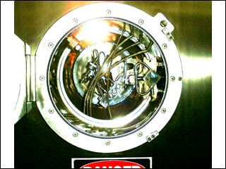 PC1000 GLATT COATER, S/S