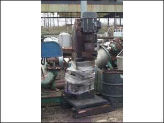 "3P CHICAGO BOILER ""RED HEAD"" SAND MILL,-2"