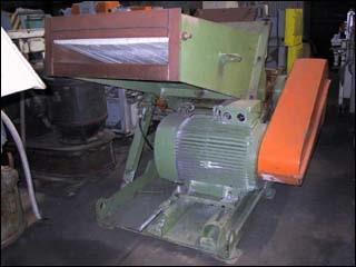 "150 HP 18"" X 30"" HERBOLD GRANULATOR"