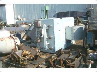 AHU60 THOMAS ENGINEERING PULSE JET DUST COLLECTOR