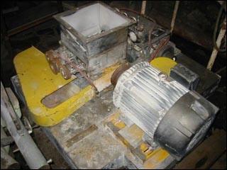 DKAO12 FITZMILL, S/S, SCREW FEED, 30 HP