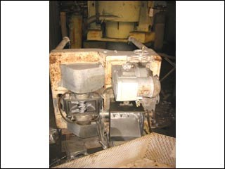 DAO6 FITZMILL, S/S, SCREW FEED, 5 HP