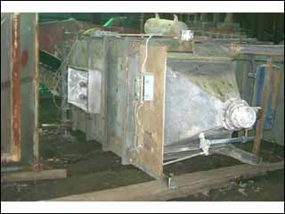 256 SQ FT MIKRO PULSAIRE DUST COLLECTOR