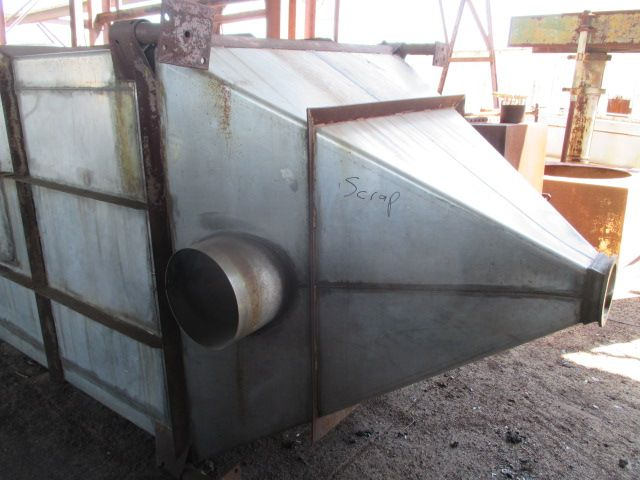 754 SQ FT MIKRO PULSAIRE DUST COLLECTOR