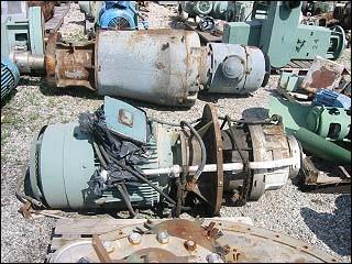 CG SUN DYNE SPRAY MACHINES, S/S, 100 HP, (2)