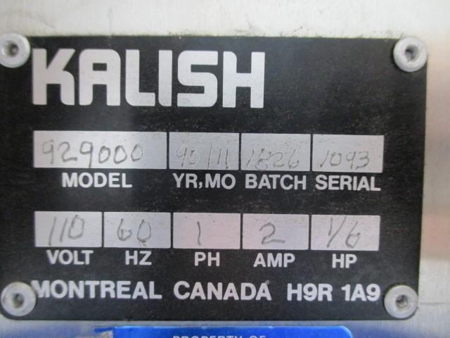 KALISH CAPPER, MODEL 929000