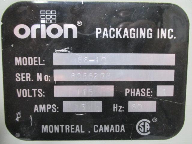 Orion Shrink Wrapper, model H66-10