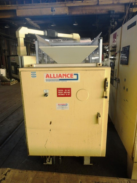 ALLIANCE PLUG INSERTER/PRESS, SINGLE MOTION