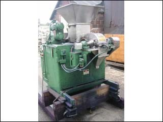 MODEL 6 DAY/TAYLOR-STILES ROTARY MILL, S/S, 15 HP