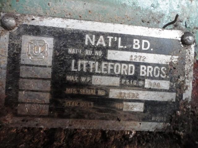 FKM4000E LITTLEFORD MIXER, 316 S/S, JKT