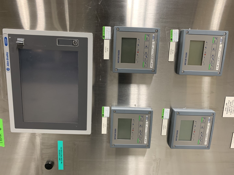 500 Liter B. Braun Biotech Fermentor, 316L S/S, 50/75#