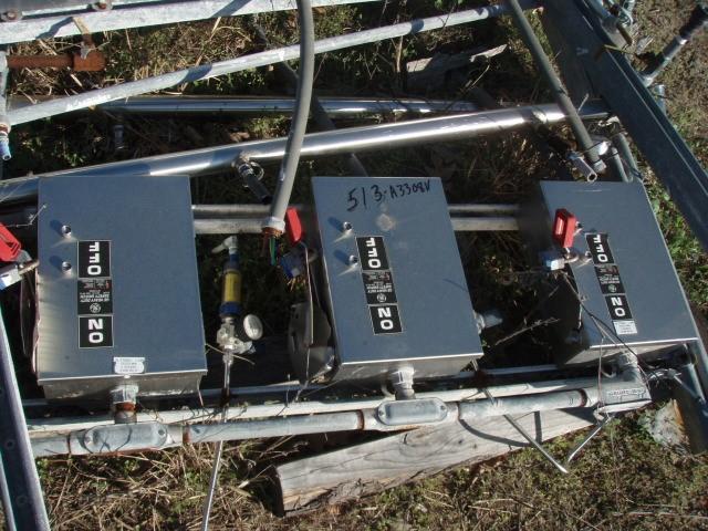 KM600D LITTLEFORD MIXER, S/S, 20 HP