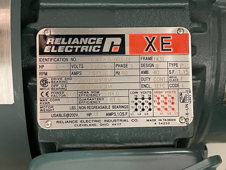 10 Liter Vector High Shear Mixer, S/S, Model GMX-10