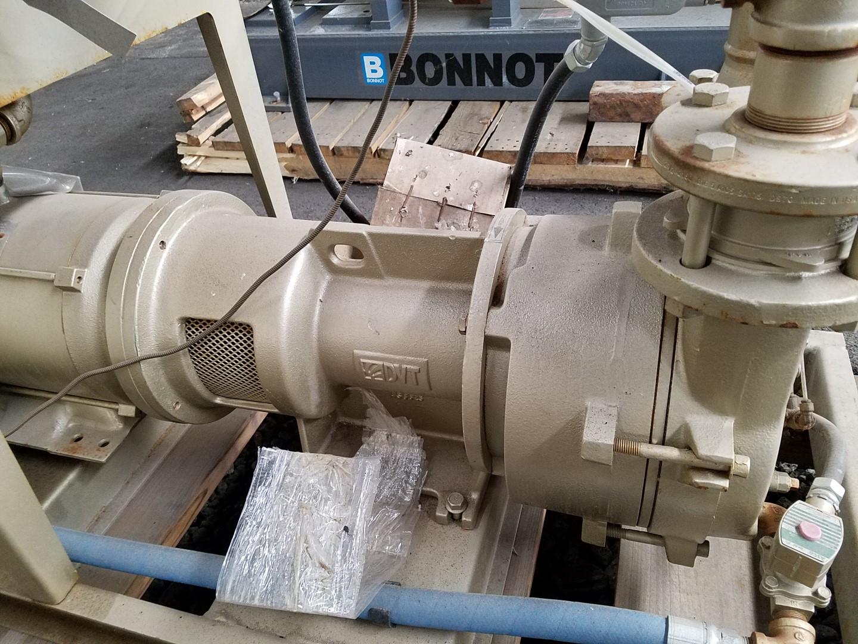200 CFM Wintek Dekker Vacuum Pump, C/S, 15 HP