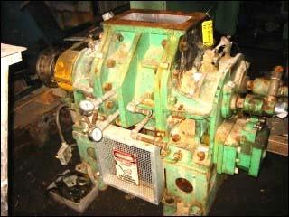 1M Intercole Bolling Internal Rotor Mixer, 250 HP