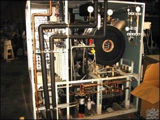 4 Sq Ft Edwards Freeze Dryer, Model LYOFLEX S04