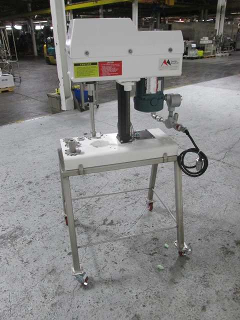 1 HP Morehouse Cowles Disperser, S/S