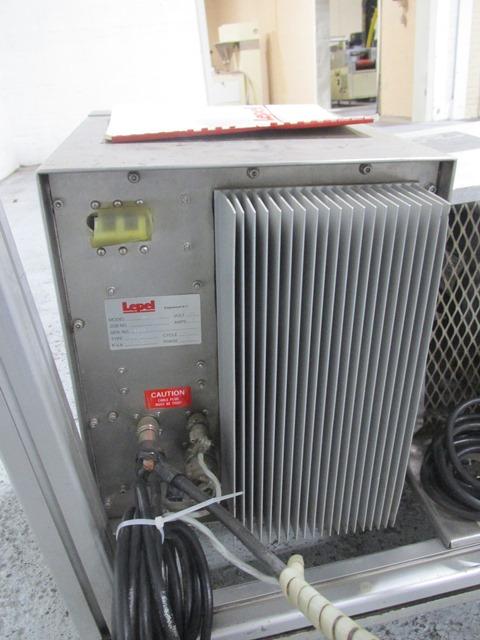 Lepel Induction Sealer, Model TR-1000A