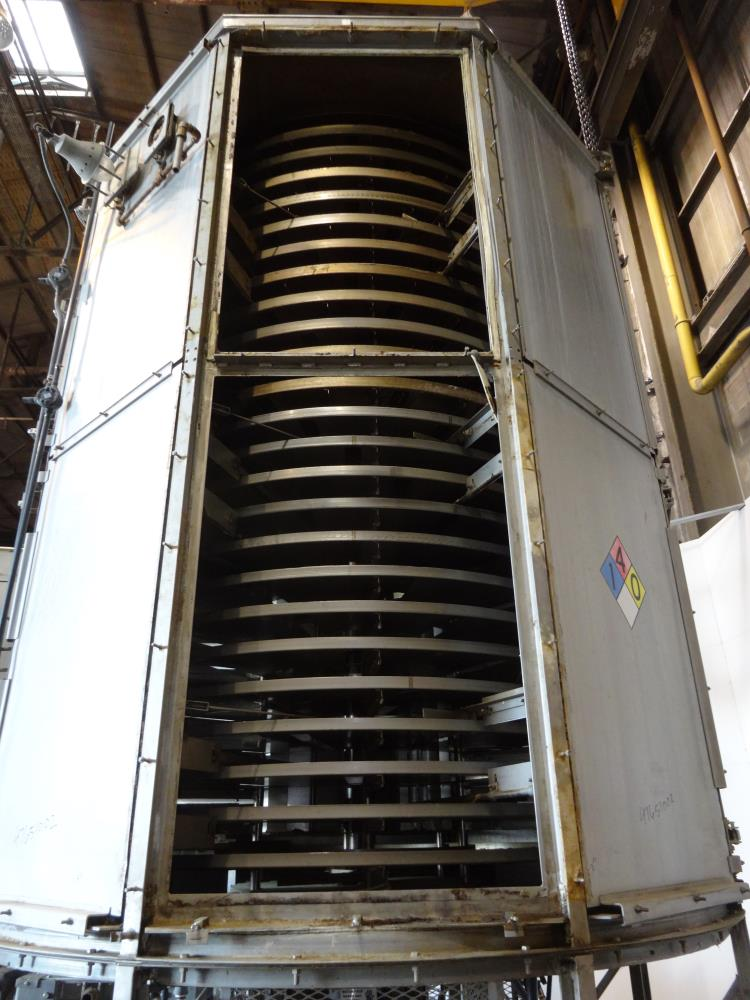 N-25-28 Wyssmont Turbo Dryer, S/S