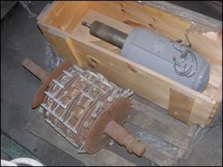 MIKRO PULVERIZER, Model 3TH, C/S, 40 H.P.