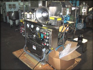 30 CM VECTOR/FREUND HI-COATER, MODEL HCT-30