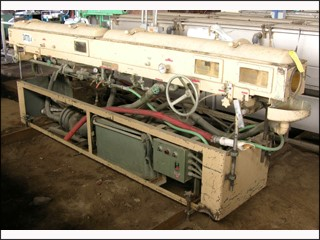 12' GATTO VACUUM SIZER, MODEL DPC-105B