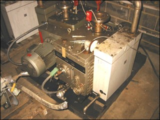 EIM275 EDWARDS VACUUM PUMP, 8.5 KW