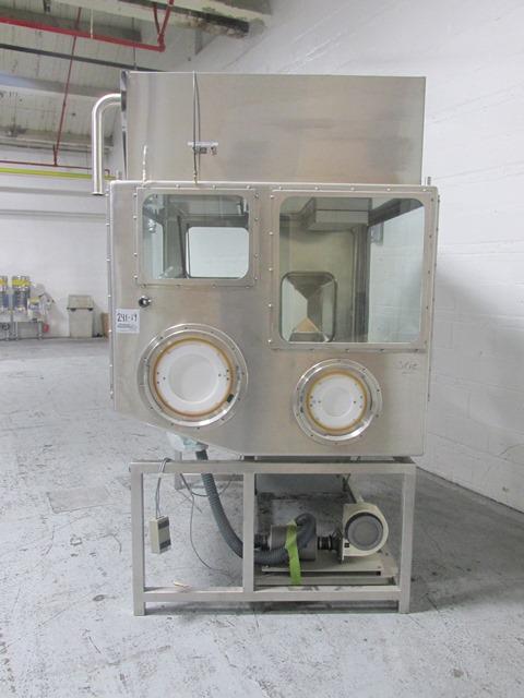 Lacalhene Isolator, 1/2 Body Suite, S/S