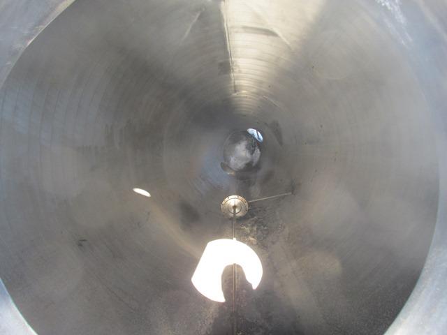 120 CU. FT. ROSS NAUTA MIXER, 304 S/S