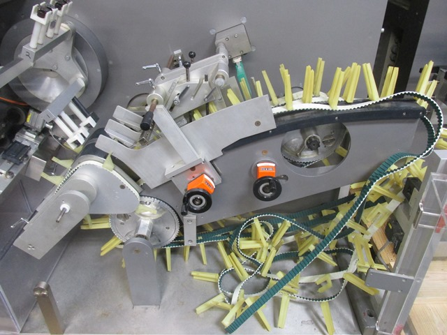 Klockner Blister Packaging Line, Model CP1200