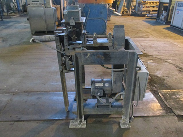 Black Diamond Auger Bag Packer, Model S-11