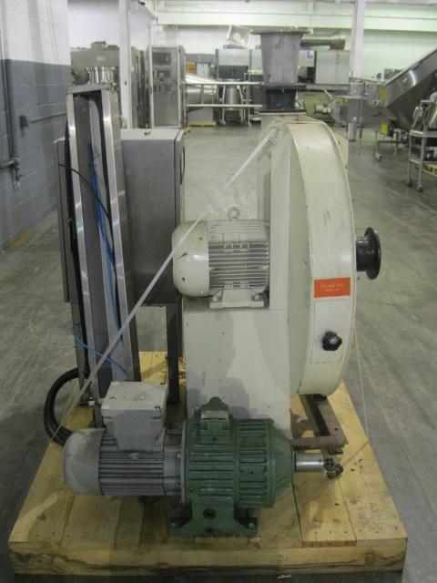 Glatt GPCG 5 Fluid Bed Dryer Granulator