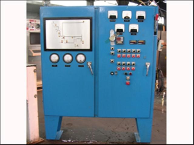 Alpine Cryogenic Grinding System, Model 250CW